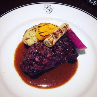 蝦夷鹿のグリル(ブラッスリー ギョラン (Brasserie Gyoran))