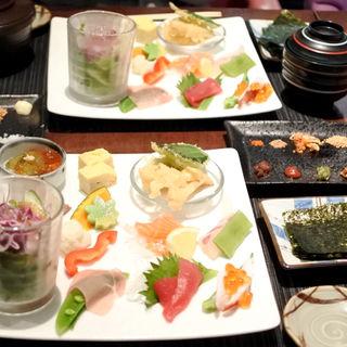 海鮮玉手寿司(鮨処 なりた )