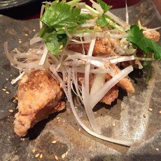 お魚の煮付け(創作和食 たのしや )