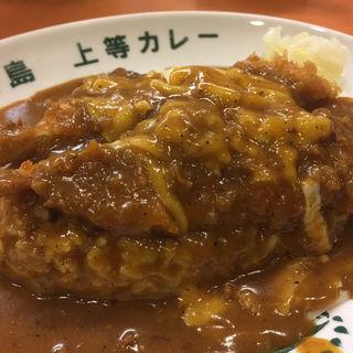 トンカツチーズカレー(福島上等カレー あまがさきキューズモール店 )