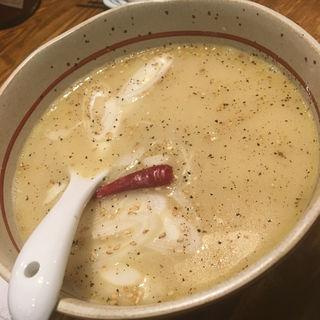 鶏白湯ラーメン(かぶいて候 (かぶいて・そうろう))