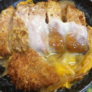 かつ丼(ふくよし)