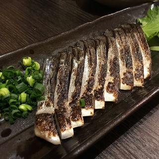 炙りしめ鯖(南州酒場 てげてげ (なんしゅうさかば てげてげ))
