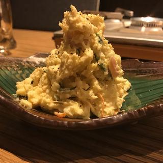 名物ポテトサラダ(博多もつ鍋 幸 西麻布 (さち))