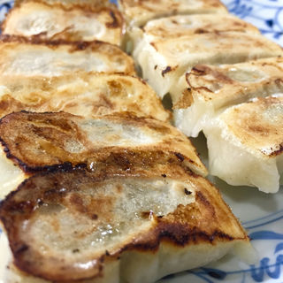 焼き餃子(テムジン 大名店 )