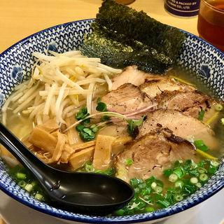 鯛塩チャーシュー麺(あづまやら~めん )