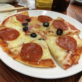 ミックスピザ(だるま )
