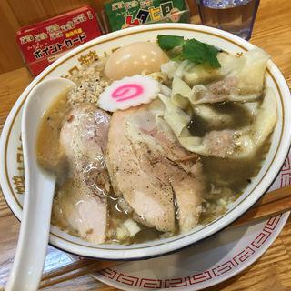 ミソソ特製味噌中華そば(味噌中華そば ムタヒロ)