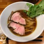 醤油ら〜めん(極汁美麺 umami)