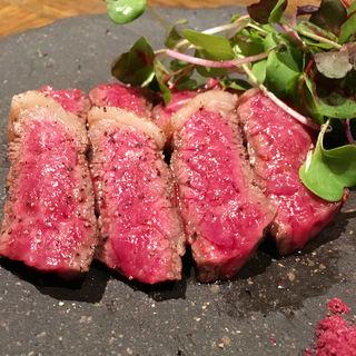 イチボのステーキ(十彩 )