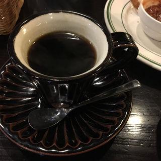 ブレンドコーヒー ホット(古時計 (フルドケイ))