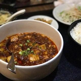 麻婆豆腐定食(谷記 錦糸町南口 )