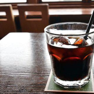 アイスコーヒー(グラニット・カフェ (Granite Cafe))