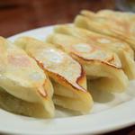 焼餃子(ニラ)