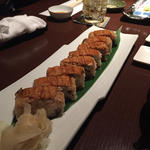 煮穴子棒寿司