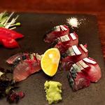 大分 関鯖刺身