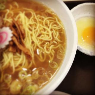 中華そば(赤坂味一 亀戸店 )
