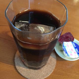 アイスコーヒー(嵐山のむら )