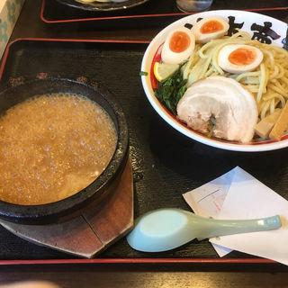 伊勢海老つけ麺(竹本商店 北上店 )