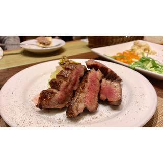 牛タンあぶり塩焼き(まつ田屋 )