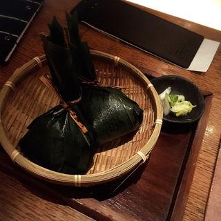 豆腐ちまき(豆腐料理 空野 渋谷店)