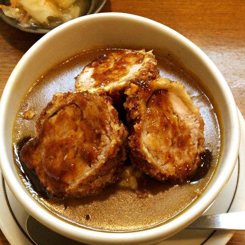 とん丼 とん丼(カツカレー)