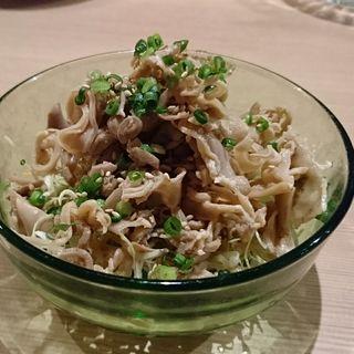 酢もつ(博多餃子 チャオズ)