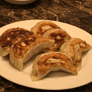 蘭蘭酒家特製 焼餃子(蘭蘭酒家)