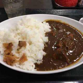 プレミアムビーフカレー(なか卯 秋葉原店)