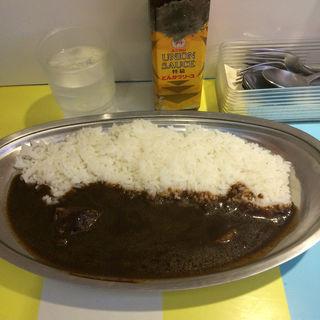 とろけるビーフカレー(カレー屋ジョニー お茶ノ水店 (カレーヤジョニー))