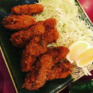 牡蠣フライ 3人前(かぶら )