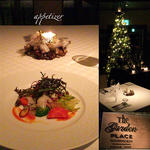 クリスマスディナー(蘇州園 )