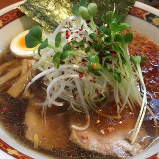 辛醤油(拉麺 いそじ )