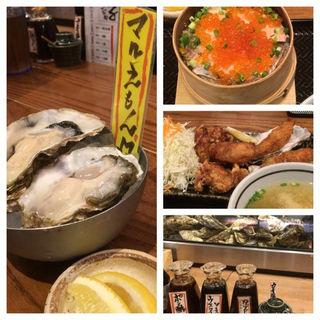 鮭とイクラのはらこごはん(北海道厚岸 コレド室町店)