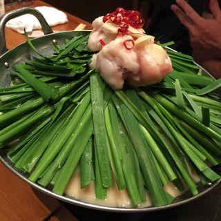 醤油 もつ鍋(2人前)(三六 湯島店 )