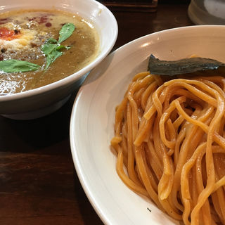 唐辛子つけ麺(縁乃助商店 )