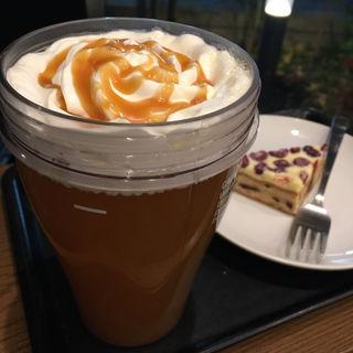 ベイクドアップルキャラメルソース(スターバックスコーヒー 所沢けやき台店 (STARBUCKS COFFEE))