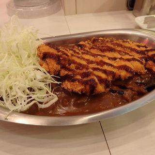Lカツカレー(カレーのチャンピオン 栄プリンセス店 )