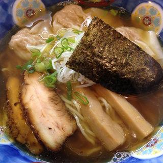 肉ワンタン麺(かつみ )