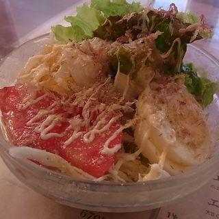 ミニサラダ(カレーハウス神戸屋 (倉敷/カレー、洋食))