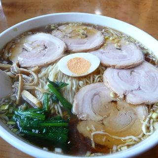 チャーシュー麺大盛(阿Q 西那須野店 (アキュウ))