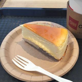 チーズケーキ(CNN cafe (シーエヌエヌ カフェ))