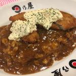 ハーフ&ハーフ(カキフライ&魚フライ+タルタル)