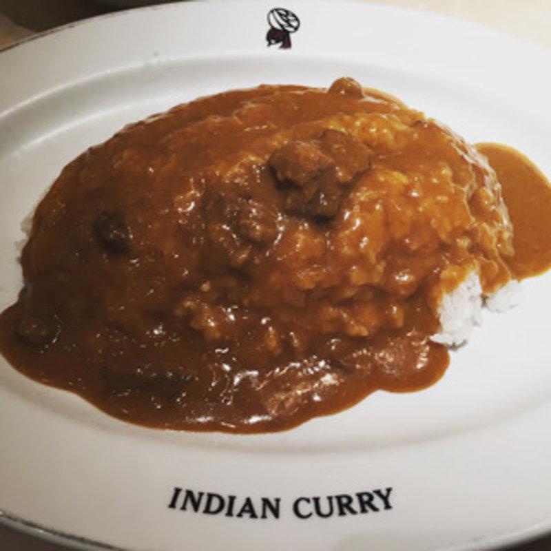 インディアンカレー