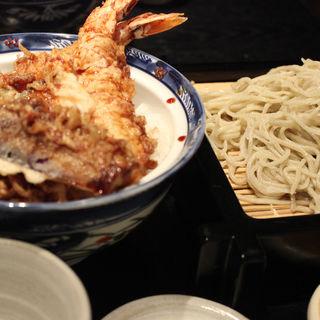 天丼セット(蓮 (レン))