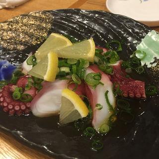 明石葱たこぽん酢(市場食堂 駅前 サンキタ店 (いちばしょくどう えきまえ))