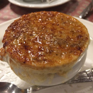 オニオングラタンスープ(コンコンブル)