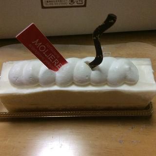 レアチーズケーキ(お菓子のお店 モリエール )