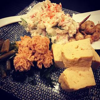 旬菜アラカルト(山海料理 RAKUMI (さんかいりょうり らくみ))