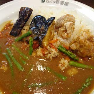 日替わりバラエティ カレー (水曜)(CoCo壱番屋 東区二又瀬店)